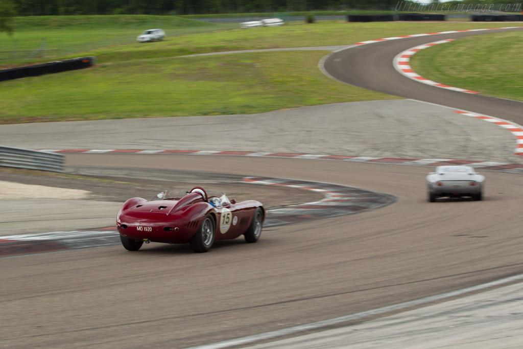 Maserati 300S - Chassis: 3082 - Driver: Martin Halusa / Lukas Halusa  - 2017 Grand Prix de l'Age d'Or
