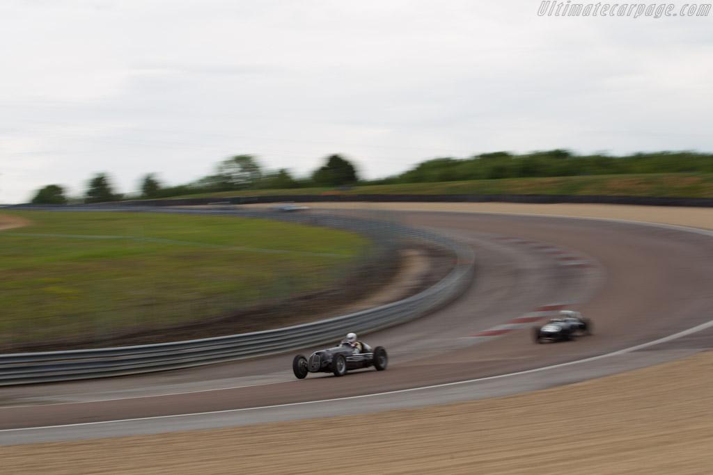 Maserati 8CL - Chassis: 3035 - Driver: Josef Rettenmaier  - 2017 Grand Prix de l'Age d'Or