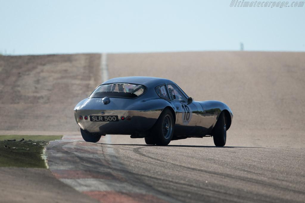 Morgan +4 SLR - Chassis: SLR4 - Driver: John Emberson / Bill Wykeham  - 2017 Grand Prix de l'Age d'Or