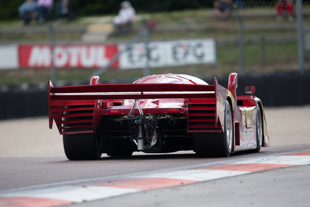 Nissan NPTI-90 - Chassis: 90-10 - Driver: Roland Lewis / Nick Padmore  - 2017 Grand Prix de l'Age d'Or