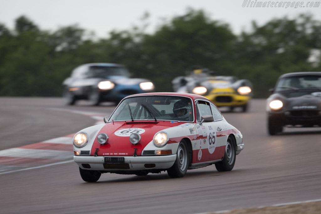 Porsche 911 - Chassis: 300377 - Driver: Philippe Scemama / Didier Denat  - 2017 Grand Prix de l'Age d'Or