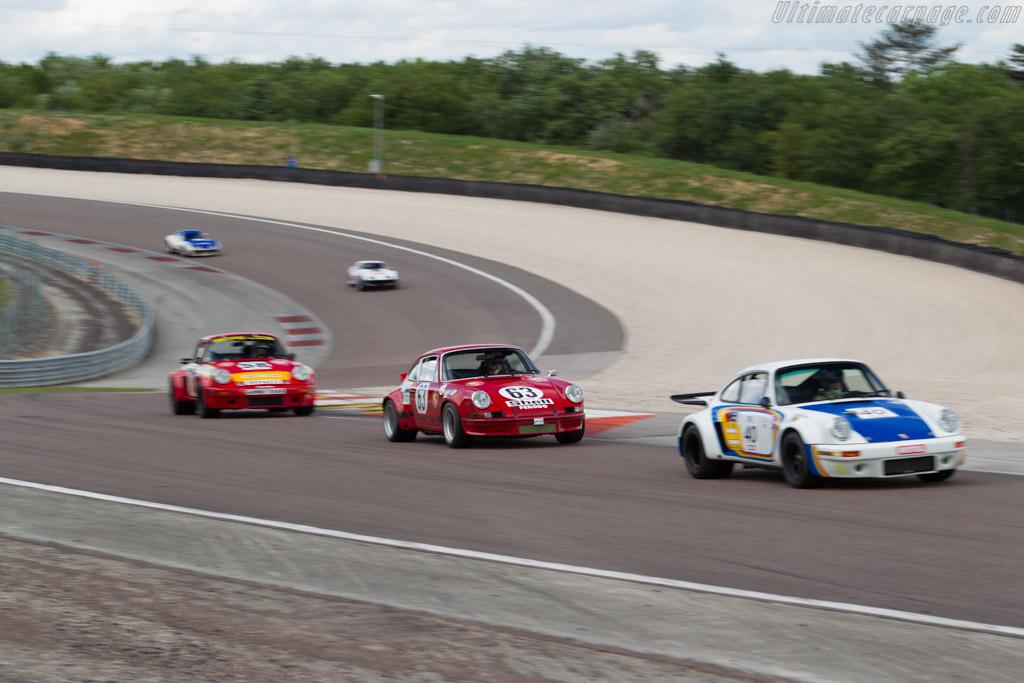 Porsche 911 Carrera RSR 2.8 - Chassis: 911 360 0761 - Driver: Didier Denat  - 2017 Grand Prix de l'Age d'Or