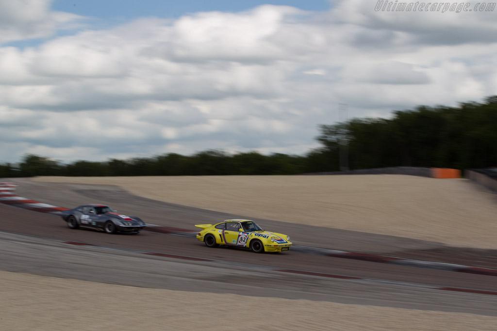 Porsche 911 Carrera RSR 3.0 - Chassis: 911 460 9059 - Driver: Michel Lecourt / Raymond Narac  - 2017 Grand Prix de l'Age d'Or