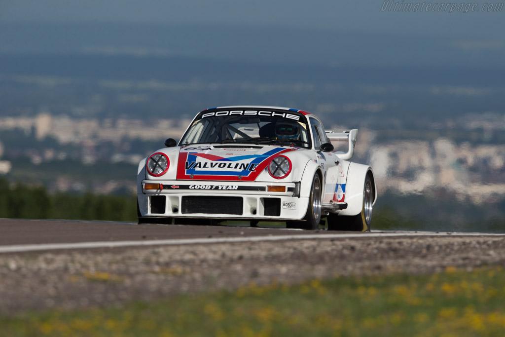 Porsche 934/5  - Driver: Hans Hübner  - 2017 Grand Prix de l'Age d'Or
