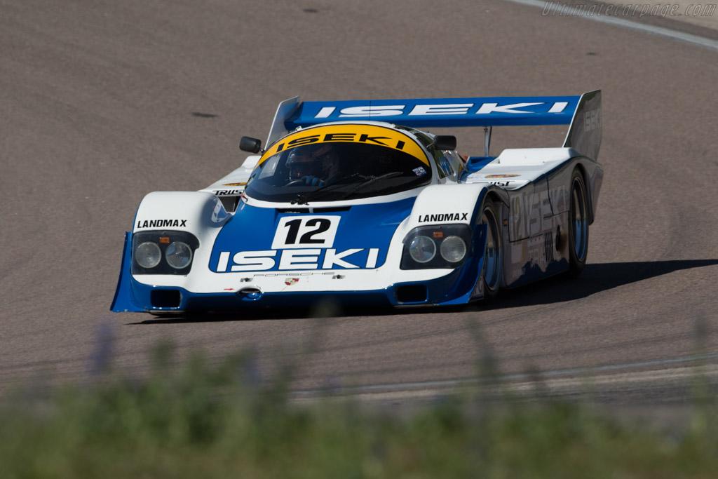 Porsche 956 - Chassis: 956-118 - Driver: Russell Kempnich  - 2017 Grand Prix de l'Age d'Or