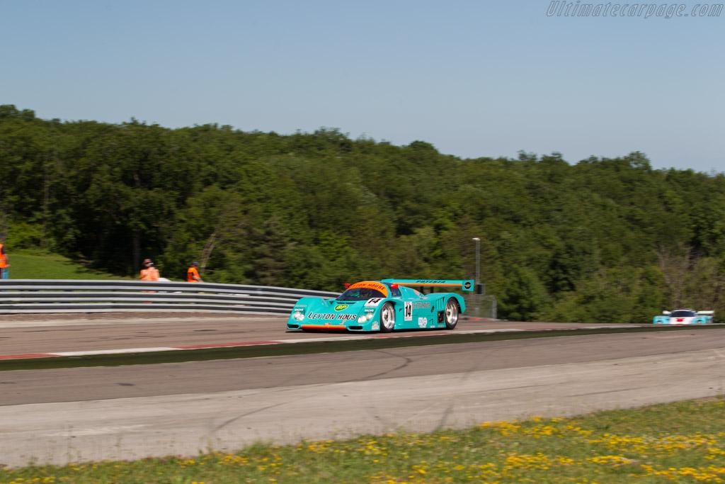 Porsche 962 CK6 - Chassis: 962-118 T-1 - Driver: Tommy Dreelan / Aaron Scott  - 2017 Grand Prix de l'Age d'Or