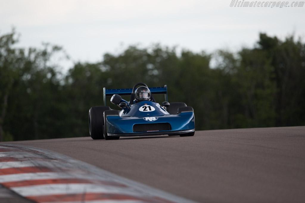 Ralt RT1 - Chassis: 1-71 - Driver: Charles Veillard  - 2017 Grand Prix de l'Age d'Or