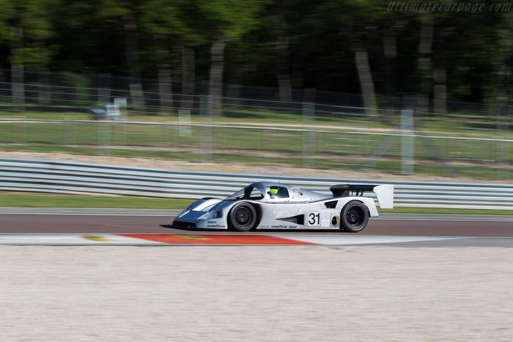 Sauber Mercedes C11 - Chassis: 89.C11.00 - Driver: Kriton Lendoudis / Rui Aguas  - 2017 Grand Prix de l'Age d'Or