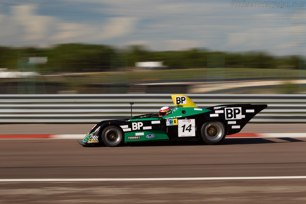 TOJ SC303 - Chassis: 23-78 - Driver: Marc Devis  - 2017 Grand Prix de l'Age d'Or