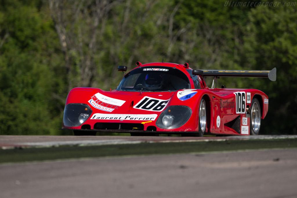 Tiga GC288 - Chassis: 365 - Driver: Laurent Fort  - 2017 Grand Prix de l'Age d'Or
