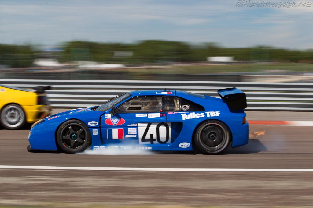 Venturi 600 LM  - Driver: Erwin France  - 2017 Grand Prix de l'Age d'Or