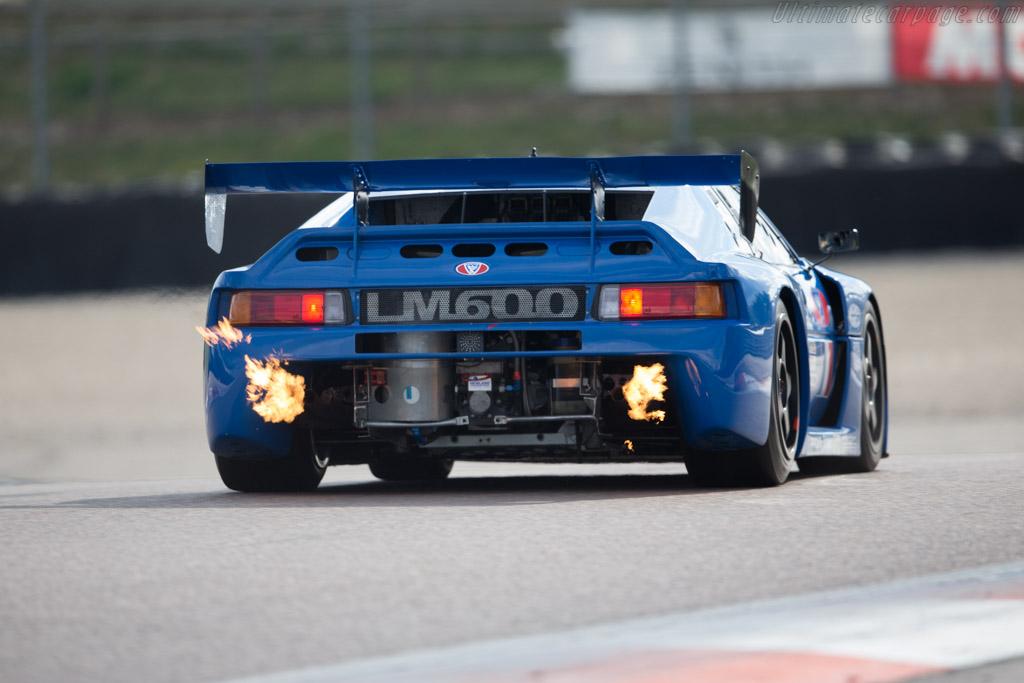 Venturi 600 SLM - Chassis: LM003 - Driver: Erwin France - 2017 Grand Prix de l'Age d'Or