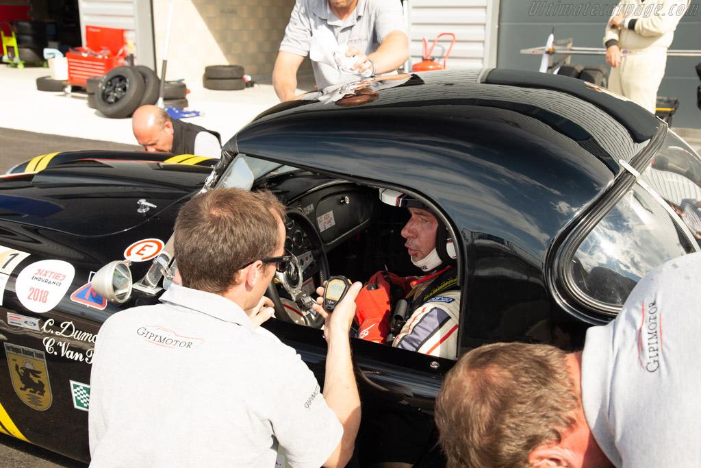 AC Shelby Cobra - Chassis: CSX2506 - Driver: Christophe Van Riet  - 2018 Grand Prix de l'Age d'Or