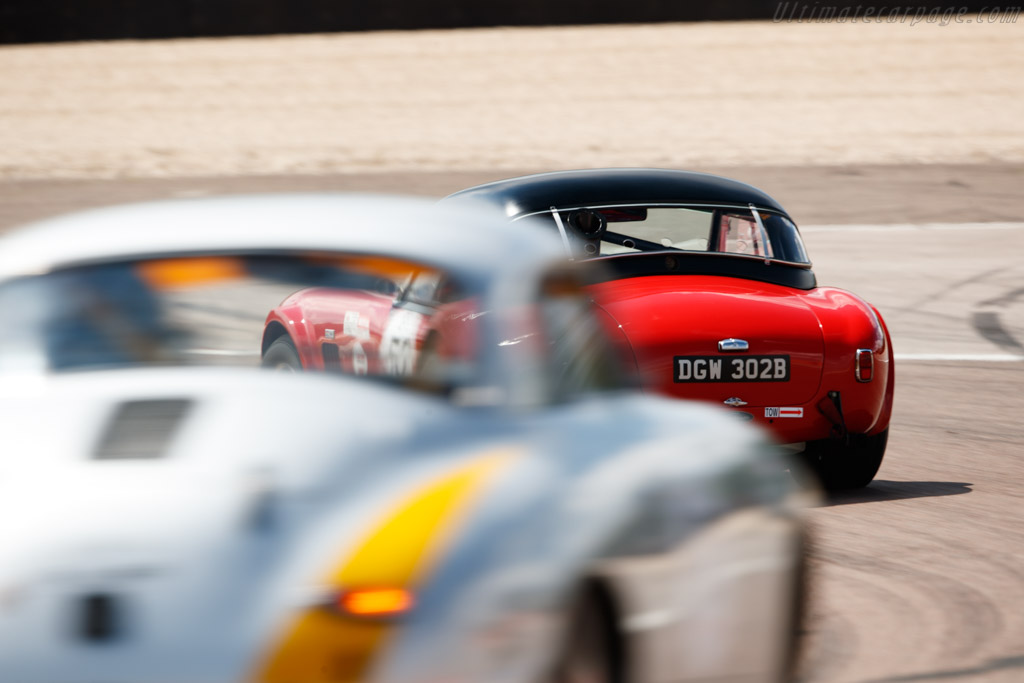 AC Shelby Cobra - Chassis: CSX2349 - Driver: Ben Gill  - 2018 Grand Prix de l'Age d'Or