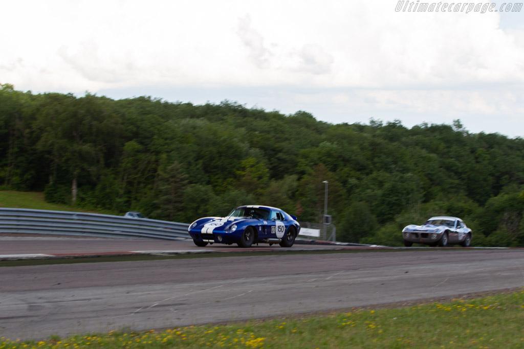 AC Shelby Cobra Daytona - Chassis: CSX2613 - Driver: Dominique Guenat - 2018 Grand Prix de l'Age d'Or