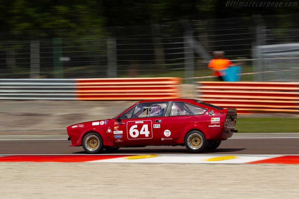Alfa Romeo Alfasud Sprint Veloce  - Driver: Geoff Gordon  - 2018 Grand Prix de l'Age d'Or