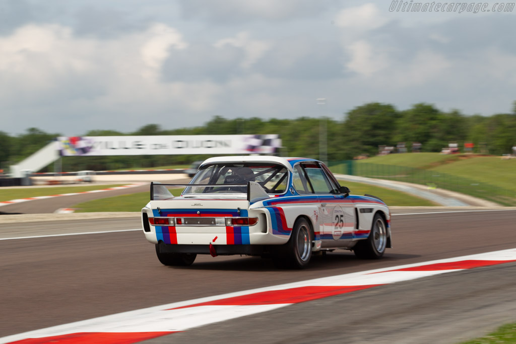 BMW 3.0 CSL - Chassis: 4300096 - Driver: Christian Traber  - 2018 Grand Prix de l'Age d'Or