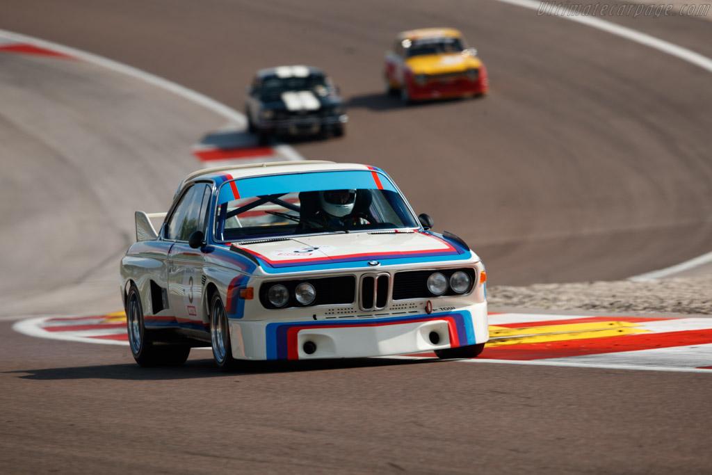 BMW 3.0 CSL - Chassis: 2211379 - Driver: Daniel Reinhardt  - 2018 Grand Prix de l'Age d'Or