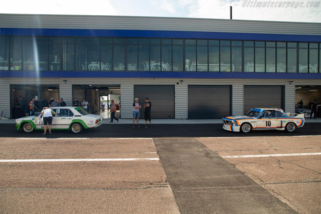 BMW 3.5 CSL - Chassis: 2275998 - Driver: Adrian Brady  - 2018 Grand Prix de l'Age d'Or