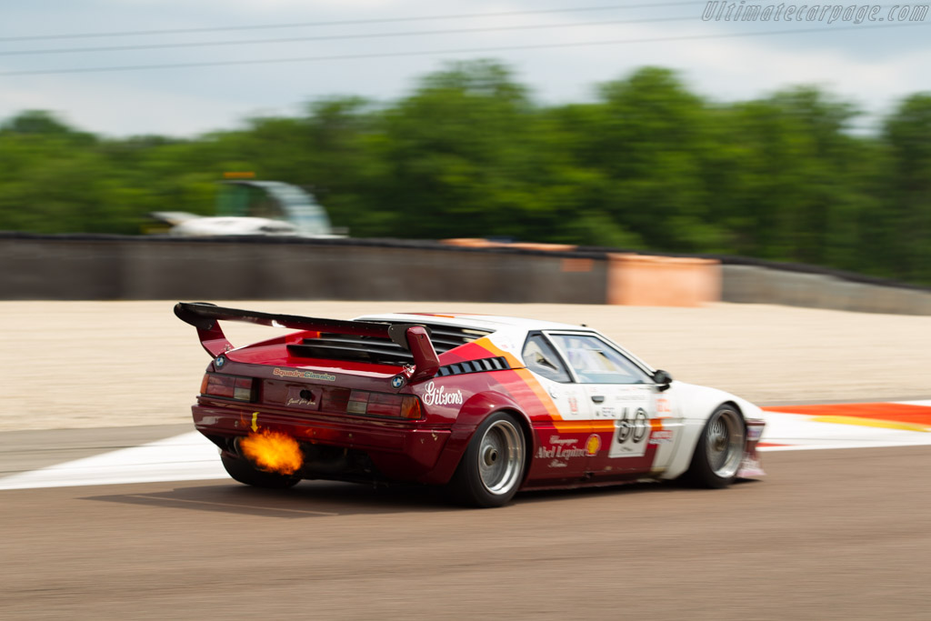 BMW M1 - Chassis: 4301063 - Driver: Peter Muelder / Christian Traber  - 2018 Grand Prix de l'Age d'Or