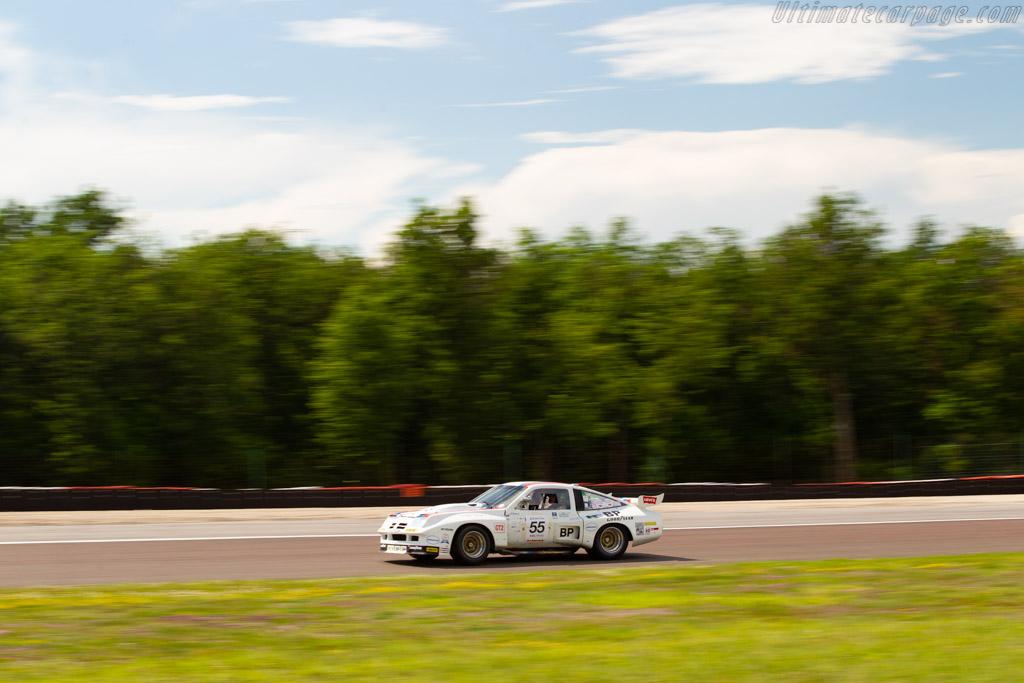 Chevrolet Monza - Chassis: 1R07G52143115 - Driver: Gilles Ceron  - 2018 Grand Prix de l'Age d'Or