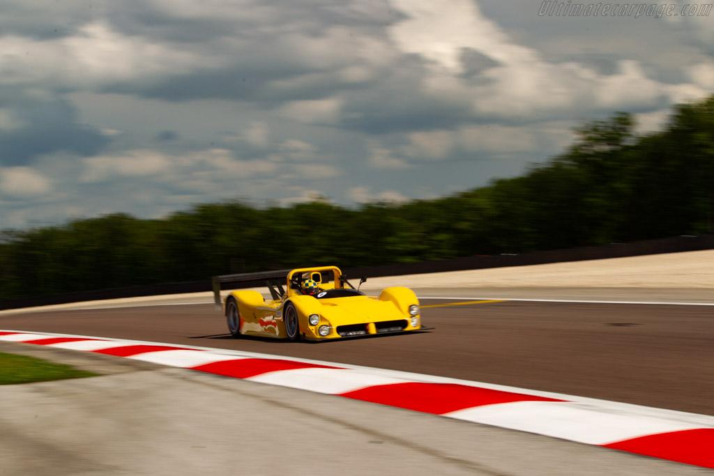 Ferrari 333 SP - Chassis: 034 - Driver: Michel Lecourt  - 2018 Grand Prix de l'Age d'Or