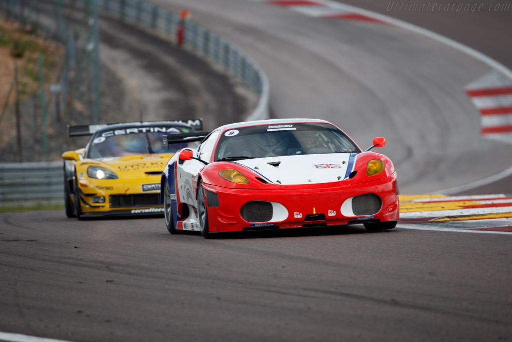 Ferrari F430 - Chassis: 2618 - Driver: Mike Humphries  - 2018 Grand Prix de l'Age d'Or