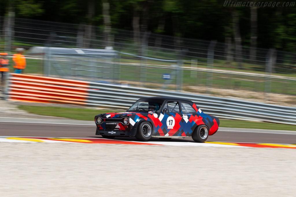 Ford Escort 1600 RS - Chassis: BATPU69901 - Driver: Claude Boissy / Alain Miran  - 2018 Grand Prix de l'Age d'Or