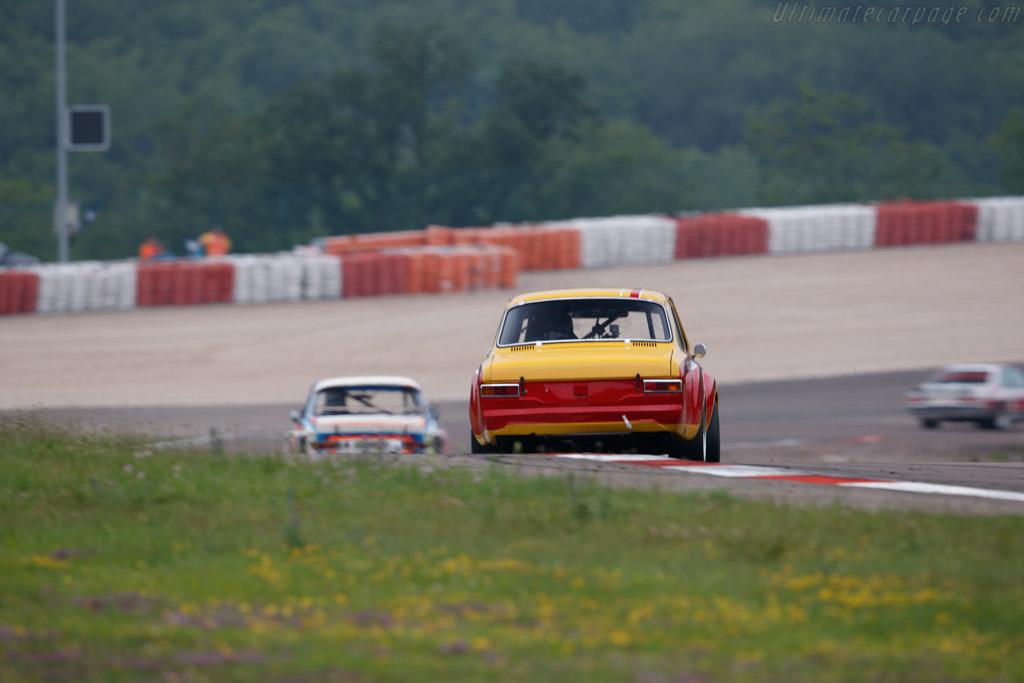 Ford Escort Mk1 - Chassis: 1CBA657263 - Driver: Christophe Van Riet / Caroline Grifnee  - 2018 Grand Prix de l'Age d'Or