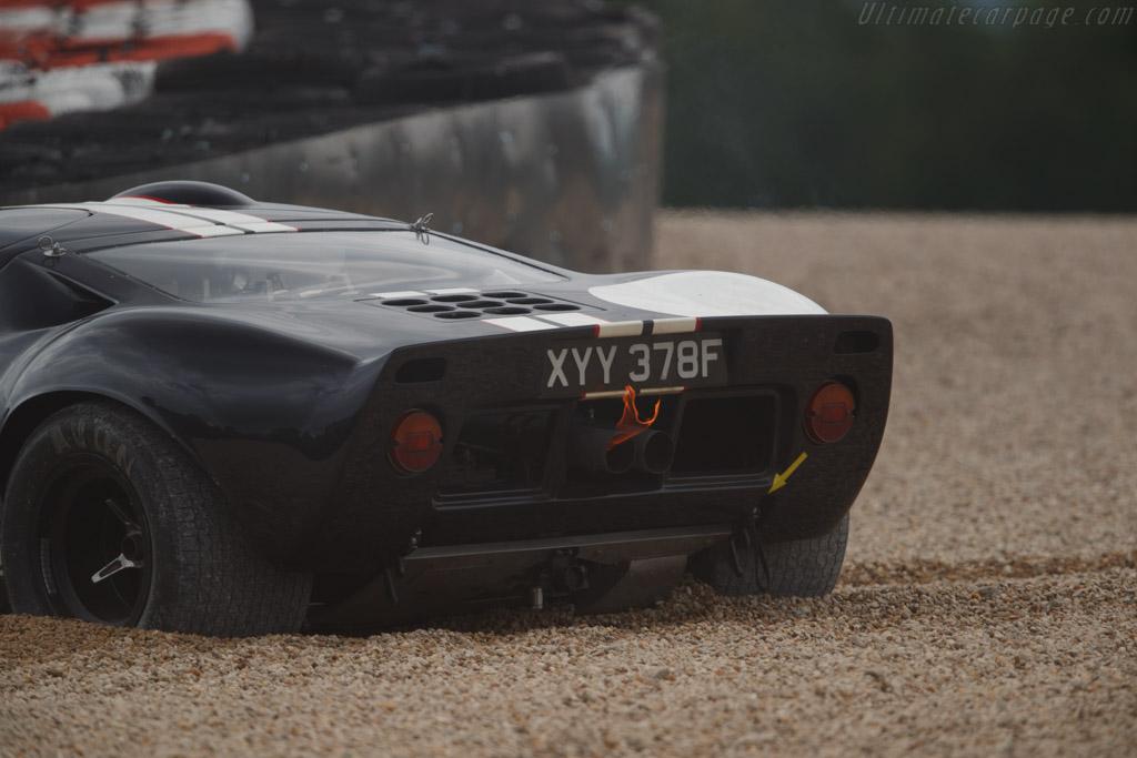 Ford GT40 - Chassis: GT40P/1088 - Driver: Patrick Hautot / Christophe van Riet  - 2018 Grand Prix de l'Age d'Or