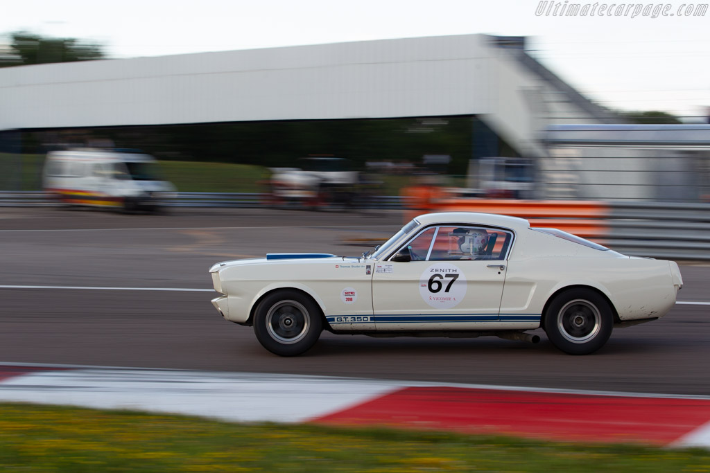 Ford Shelby Mustang GT350 - Chassis: SFM6S508 - Driver: Thomas Studer - 2018 Grand Prix de l'Age d'Or
