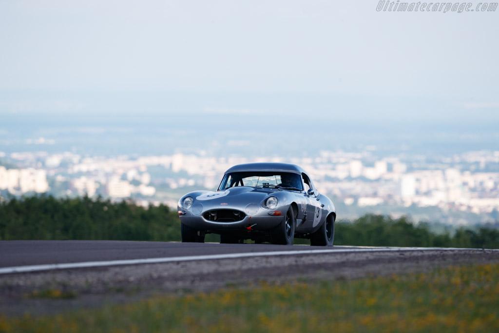 Jaguar E-Type - Chassis: 878981 - Driver: Armand Mille / Guillaume Mahé  - 2018 Grand Prix de l'Age d'Or