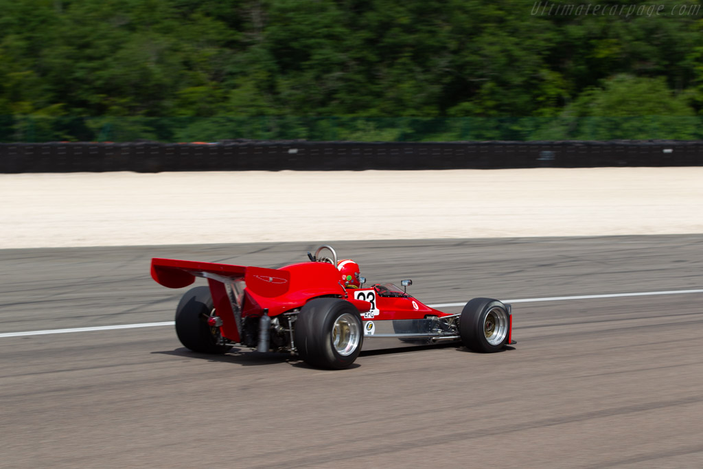 Lola T360 - Chassis: HU8 - Driver: Nick Pink - 2018 Grand Prix de l'Age d'Or