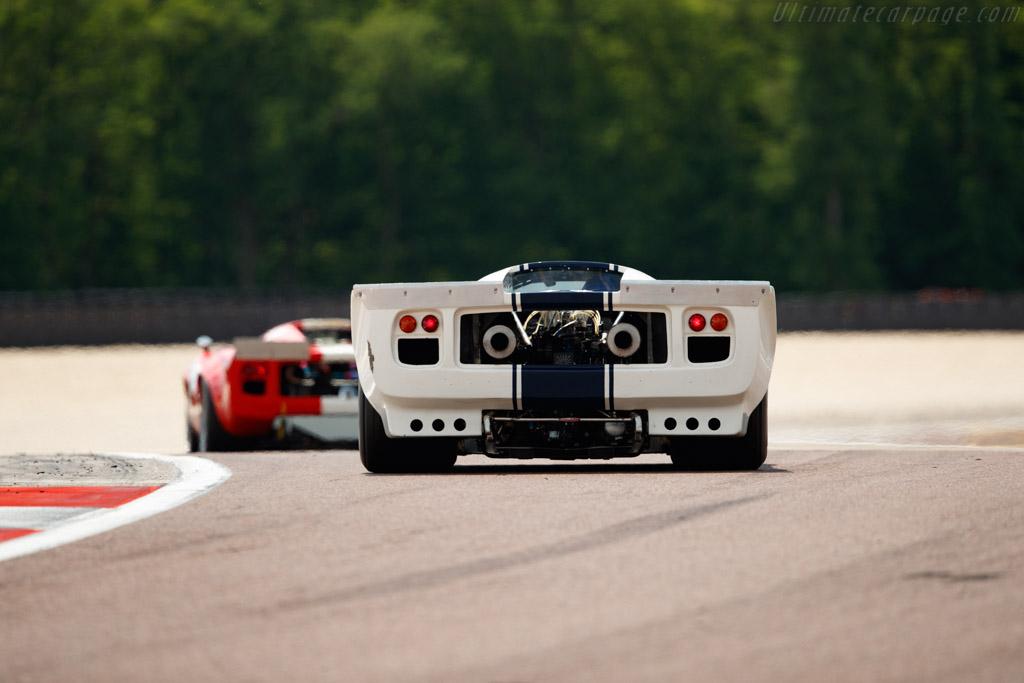 Lola T70 MkIII - Chassis: SL73/133 - Driver: Pierre-Alain France  - 2018 Grand Prix de l'Age d'Or