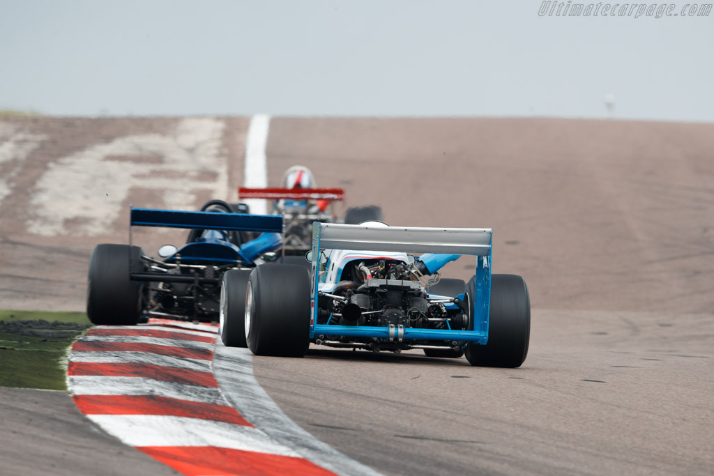 March 782 - Chassis: 782-16 - Driver: Martin Stretton  - 2018 Grand Prix de l'Age d'Or