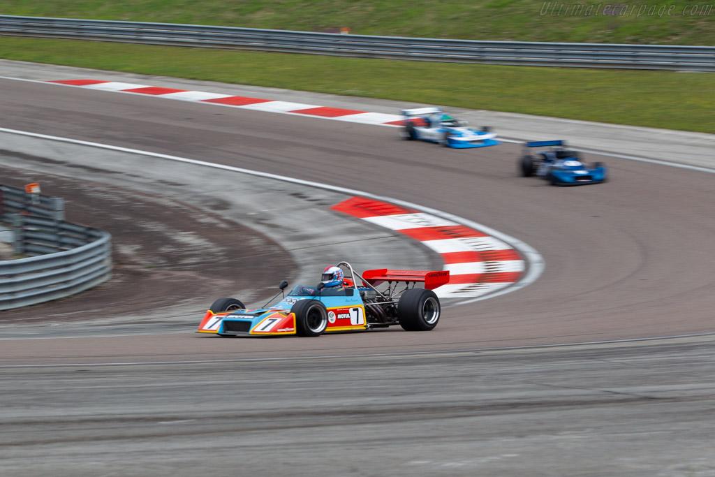 Motul M1 - Chassis: RSJ009 - Driver: David Tomlin  - 2018 Grand Prix de l'Age d'Or