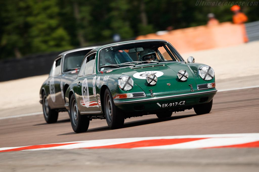 Porsche 911 - Chassis: 300798 - Driver: Bertrand Penlae  - 2018 Grand Prix de l'Age d'Or