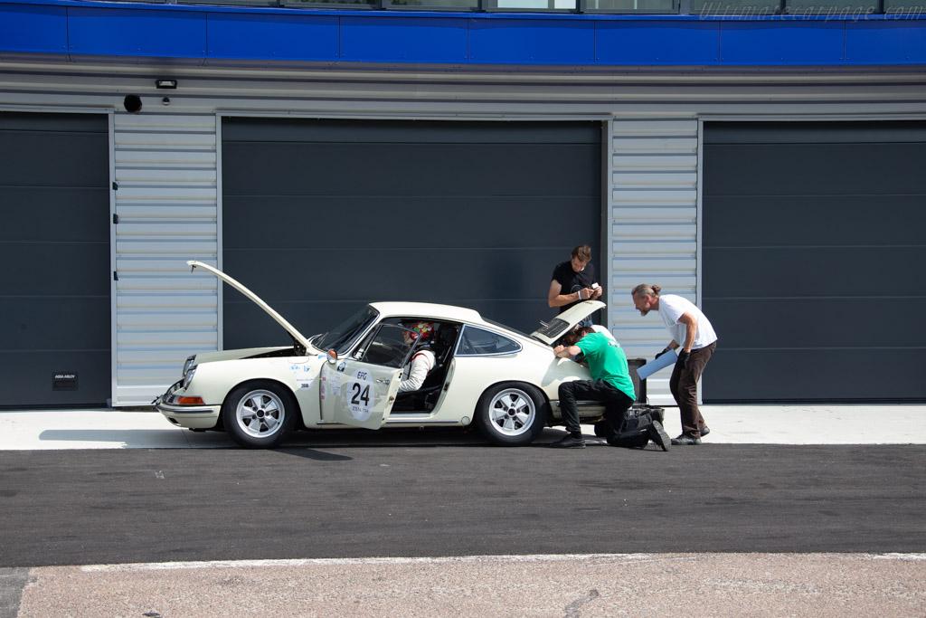 Porsche 911 - Chassis: 303330 - Driver: Didier Denat  - 2018 Grand Prix de l'Age d'Or