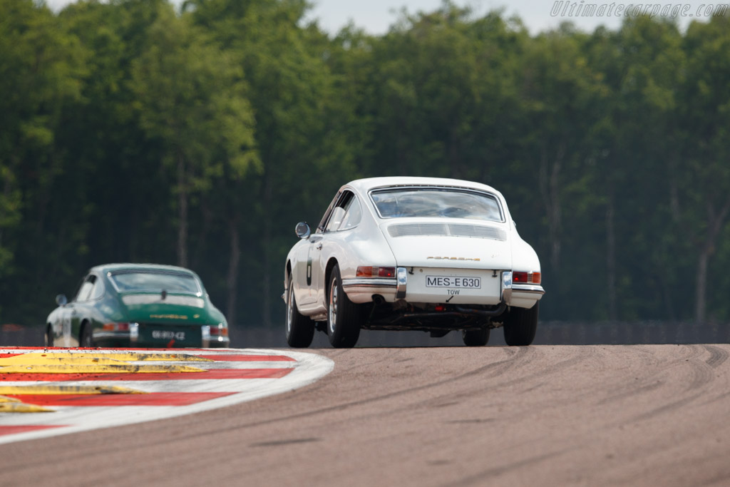 Porsche 911 - Chassis: 305515 - Driver: Lee Maxted-Page / Mark Sumpter  - 2018 Grand Prix de l'Age d'Or