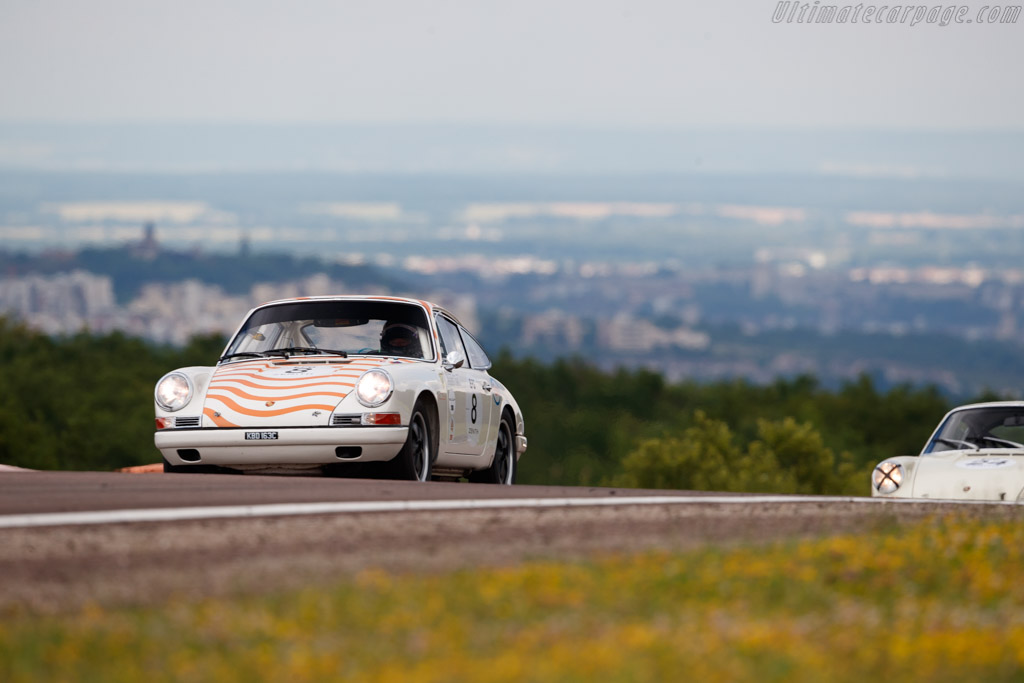 Porsche 911 - Chassis: 302786 - Driver: Colin Paton - 2018 Grand Prix de l'Age d'Or