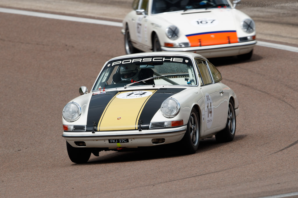 Porsche 911 - Chassis: 301846 - Driver: Phil Hindley  - 2018 Grand Prix de l'Age d'Or