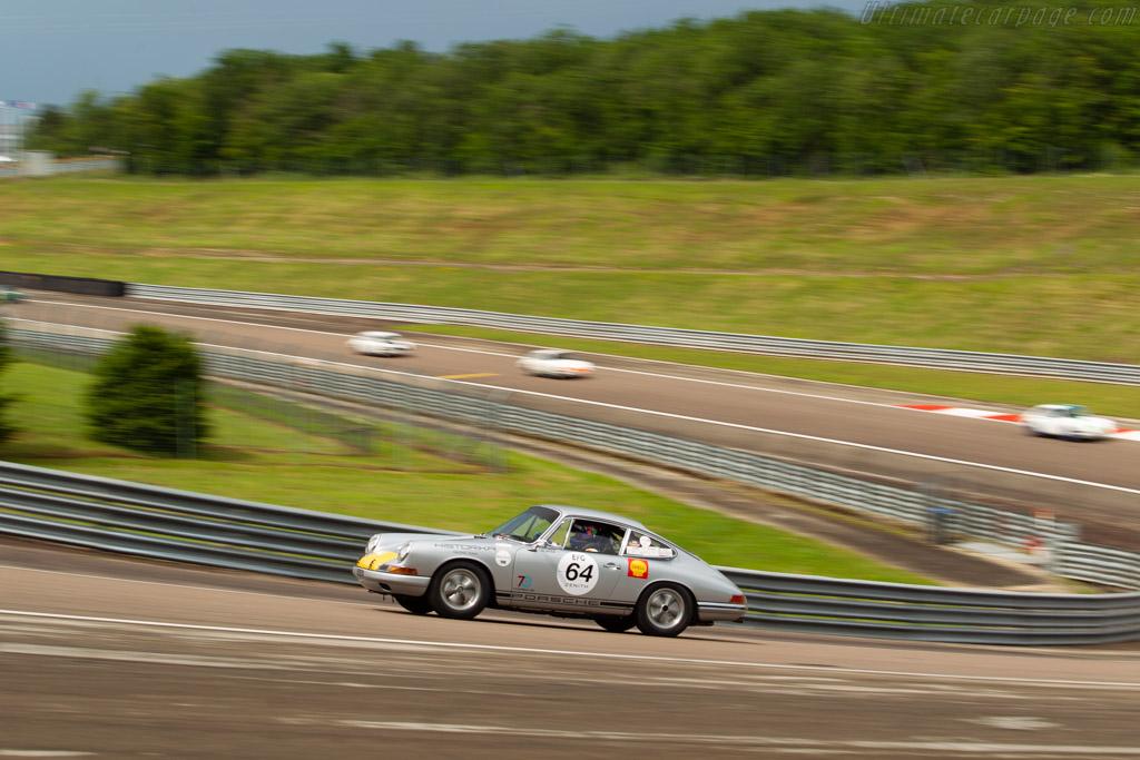 Porsche 911 - Chassis: 300241 - Driver: Andrew Smith / Oliver Bryant  - 2018 Grand Prix de l'Age d'Or
