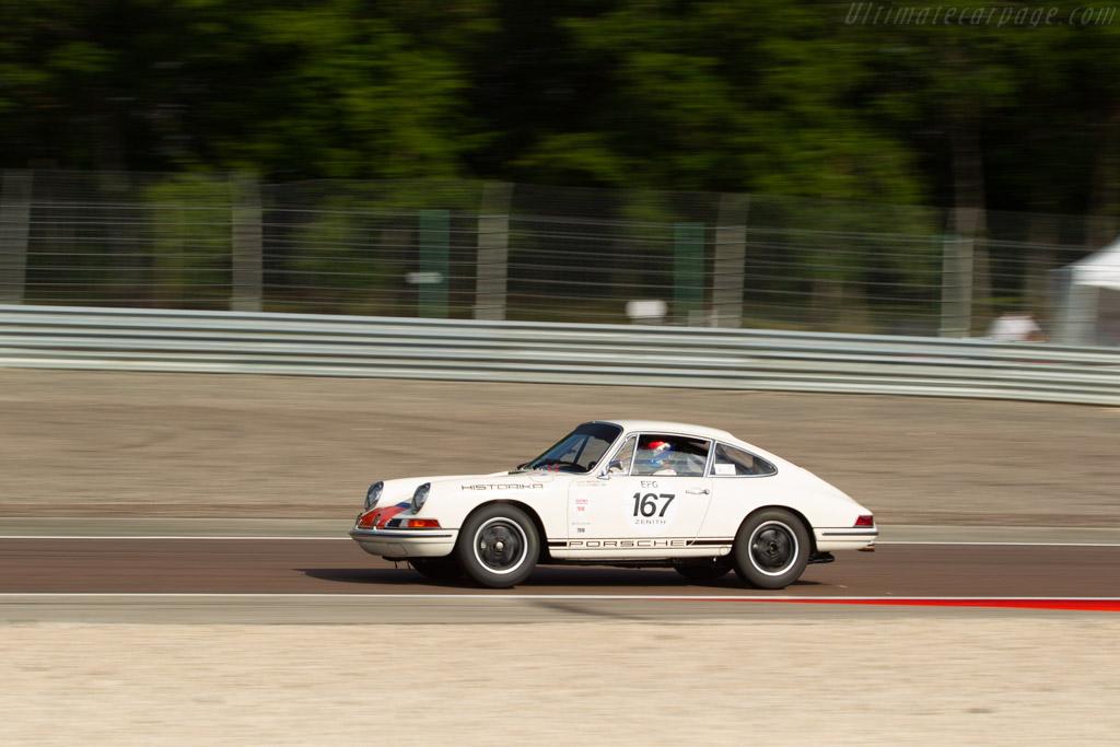 Porsche 911 - Chassis: 302806 - Driver: Sandy Watson / Martin O'Connell - 2018 Grand Prix de l'Age d'Or