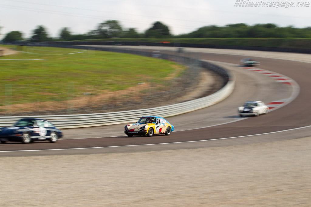 Porsche 911 - Chassis: 304678 - Driver: Johan-Frank Dirickx / Quinten Devreker  - 2018 Grand Prix de l'Age d'Or
