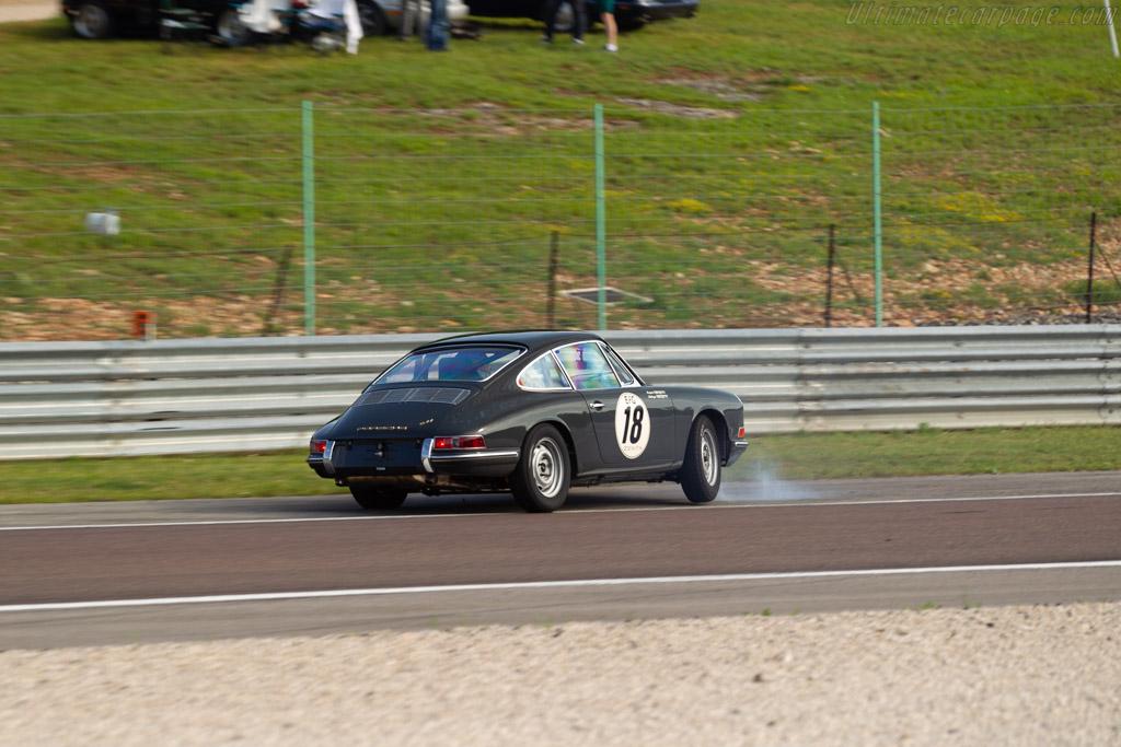 Porsche 911 - Chassis: 302157 - Driver: Augusto Perfetti / Ambrogio Perfetti  - 2018 Grand Prix de l'Age d'Or