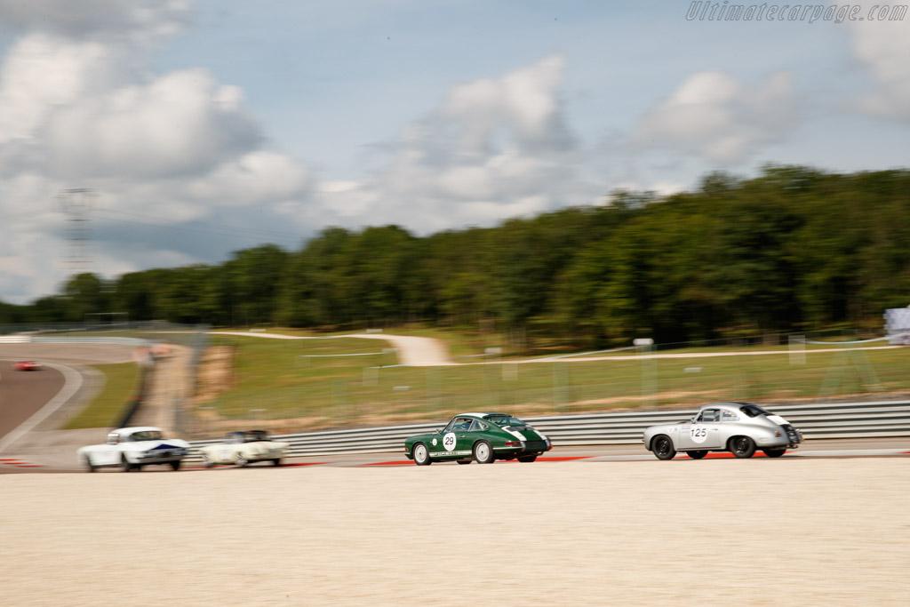 Porsche 911 - Chassis: 303757 - Driver: Uwe Bruschnik / Robert Haug  - 2018 Grand Prix de l'Age d'Or
