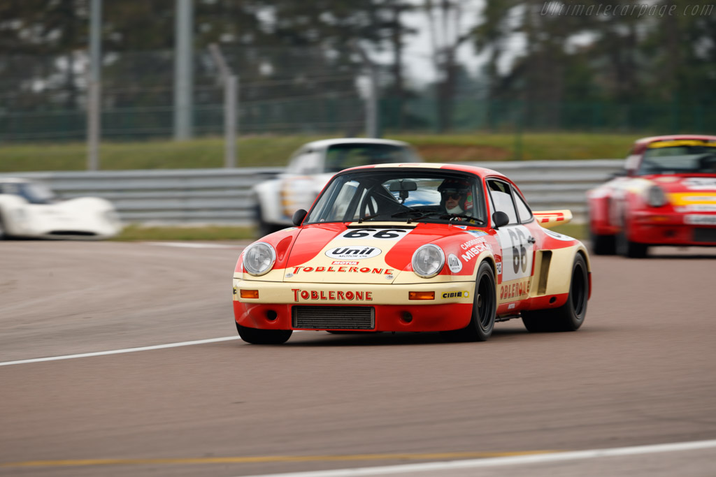 Porsche 911 Carrera RSR 3.0 - Chassis: 911 460 9058 - Driver: Didier Denat  - 2018 Grand Prix de l'Age d'Or