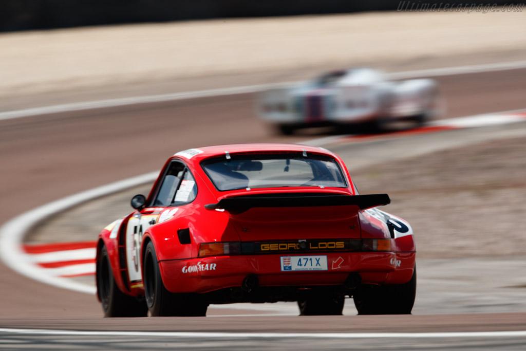 Porsche 911 Carrera RSR 3.0 - Chassis: 911 460 9116 - Driver: Pierre Alain Thibault / Nicolas D'Ieteren  - 2018 Grand Prix de l'Age d'Or