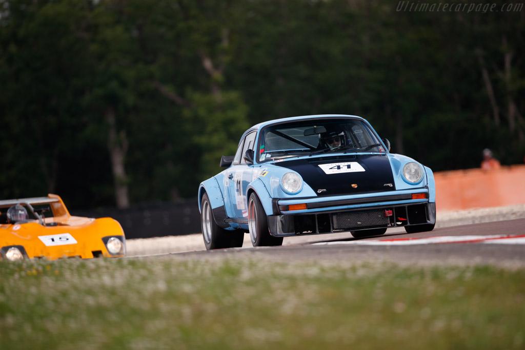 Porsche 930 Turbo - Chassis: 930 770 0136 - Driver: Pascal Duhamel - 2018 Grand Prix de l'Age d'Or