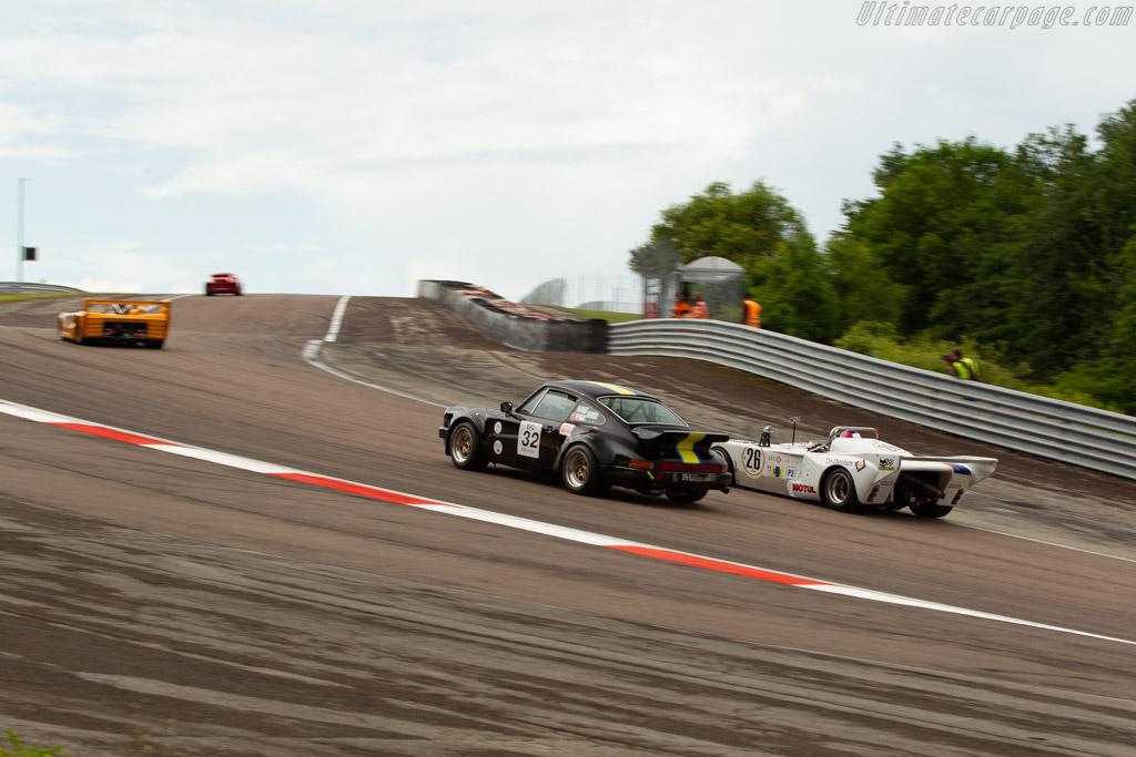 Porsche 930 Turbo - Chassis: 930 670 0426 - Driver: Nelson  - 2018 Grand Prix de l'Age d'Or
